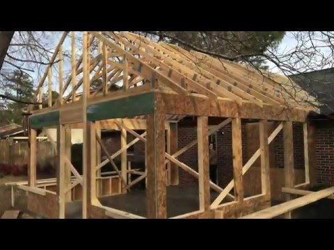 Sunroom Addition EP #13