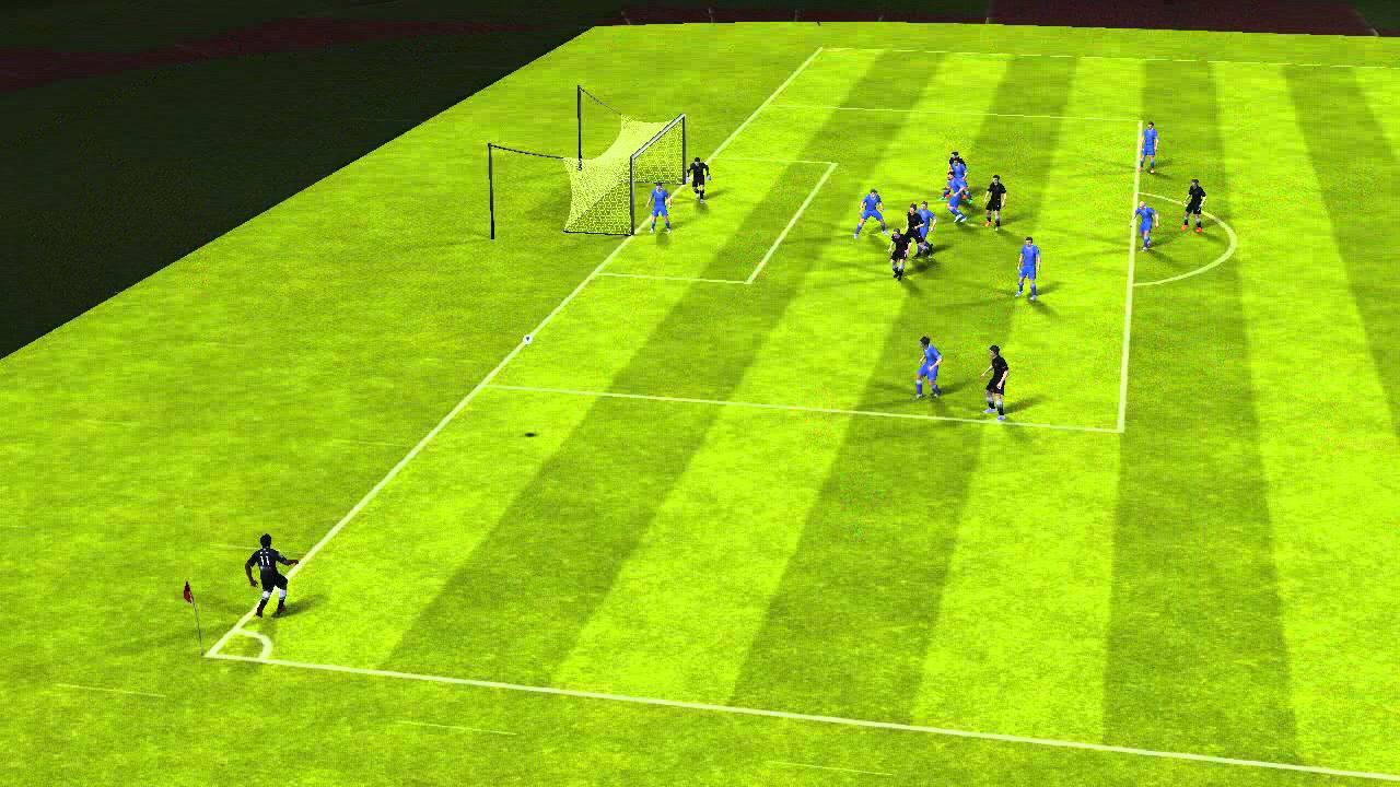 FIFA 14 Android - Real Sociedad VS Athletic Bilbao - YouTube