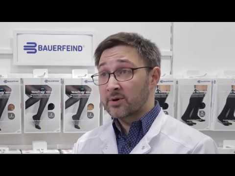 Компрессионный трикотаж Bauerfeind – эффективное решение проблем с варикозом