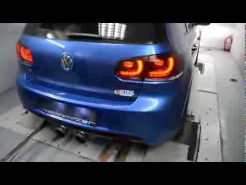 Most powerful GOLF 6R 2.0 TFSI in the World.