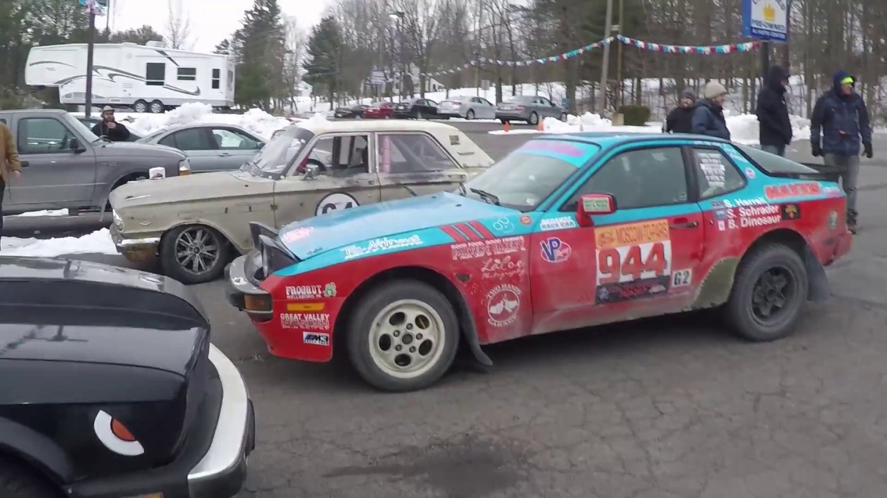 retreat from moscow 24 hours of lemons rally youtube. Black Bedroom Furniture Sets. Home Design Ideas
