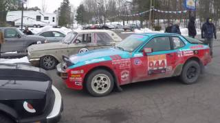 Retreat from Moscow 24 Hours of Lemons Rally