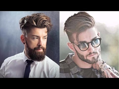 10 New super sexy Hairstyles For Men 2017-2018-New Trending Hairstyles For Men 2017-2018