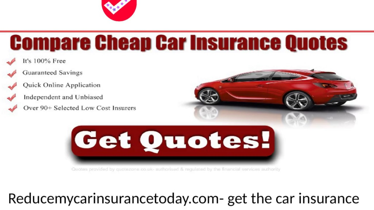 Cheap Car Insurance in UK Comparison Car Insurance - YouTube