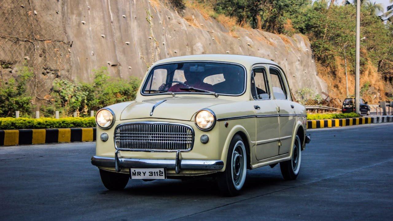 My friend's tuned 1964 Fiat 1100 is LOUD! - YouTube