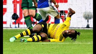 Michy Batshuayi a World Cup doubt for Belgium