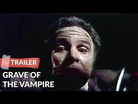 Grave of the Vampire 1972 Trailer HD | William Smith | Lyn Peters