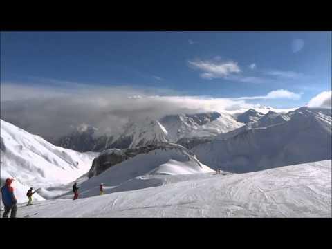 The Best Ski Resort in Austria - Ischgl