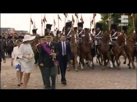 F te nationale belge d fil militaire du 21 07 2015 for Dujardin olivier