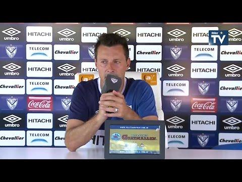 Christian Bassedas | Conferencia de Prensa