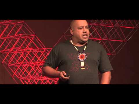 Who Gets To Be An Indian | Richie Meyers | TEDxBrookings