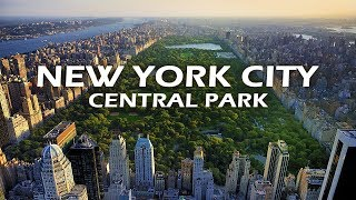 Central Park in Manhattan   New York City