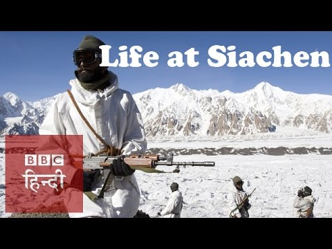 Life at Siachen Glacier (BBC Hindi) thumbnail