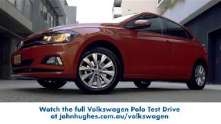 Imagination Media Web | John Hughes Test Drive - Volkswagen Polo Promo