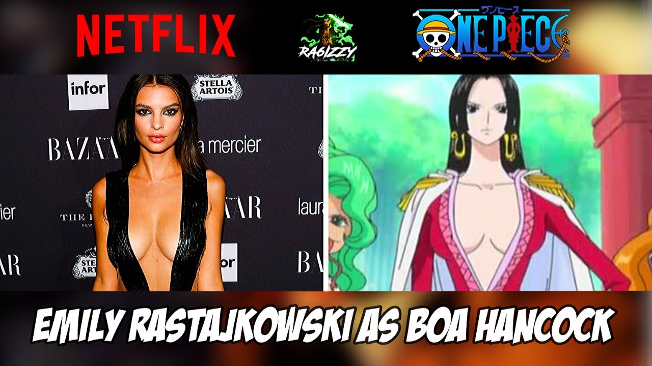 The Dream Cast For The One Piece Live-Action Netflix ...