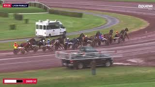 Vidéo de la course PMU CRITERIUM DE TROT DE LYON