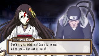 Naruto Ultimate Ninja Heroes 2 Walkthrough Part 16 - Mugenjo 76th to 80th Floor 60 FPS