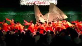 This is Yosakoi-Festival in Sendai-city,Miyagi,prefecture Tohoku-ar...