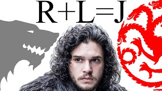 R+L=J: who are Jon Snow