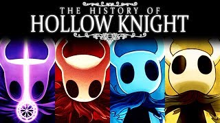 The History & Evolution of Hollow Knight (2014-2018)