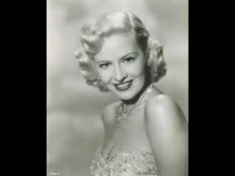 I Never Knew (I Could Love Anybody Like I'm Loving You) (1944) - Marilyn Maxwell