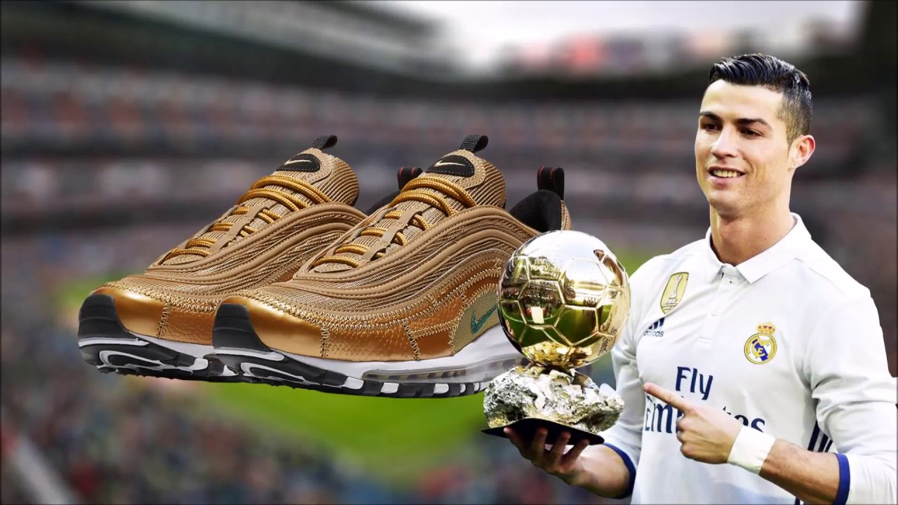 release date: ef8d6 1e1dd THE CRISTIANO RONALDO NIKE AIR MAX 97 PAYS HOMAGE TO HIS HUMBLE BEGINNINGS  AND CONTINUED GREATNESS