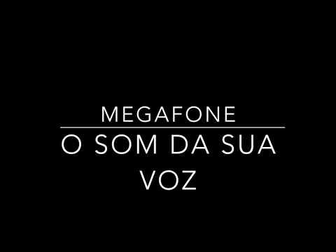 Megafone - O Som Da Sua Voz (cifrado)