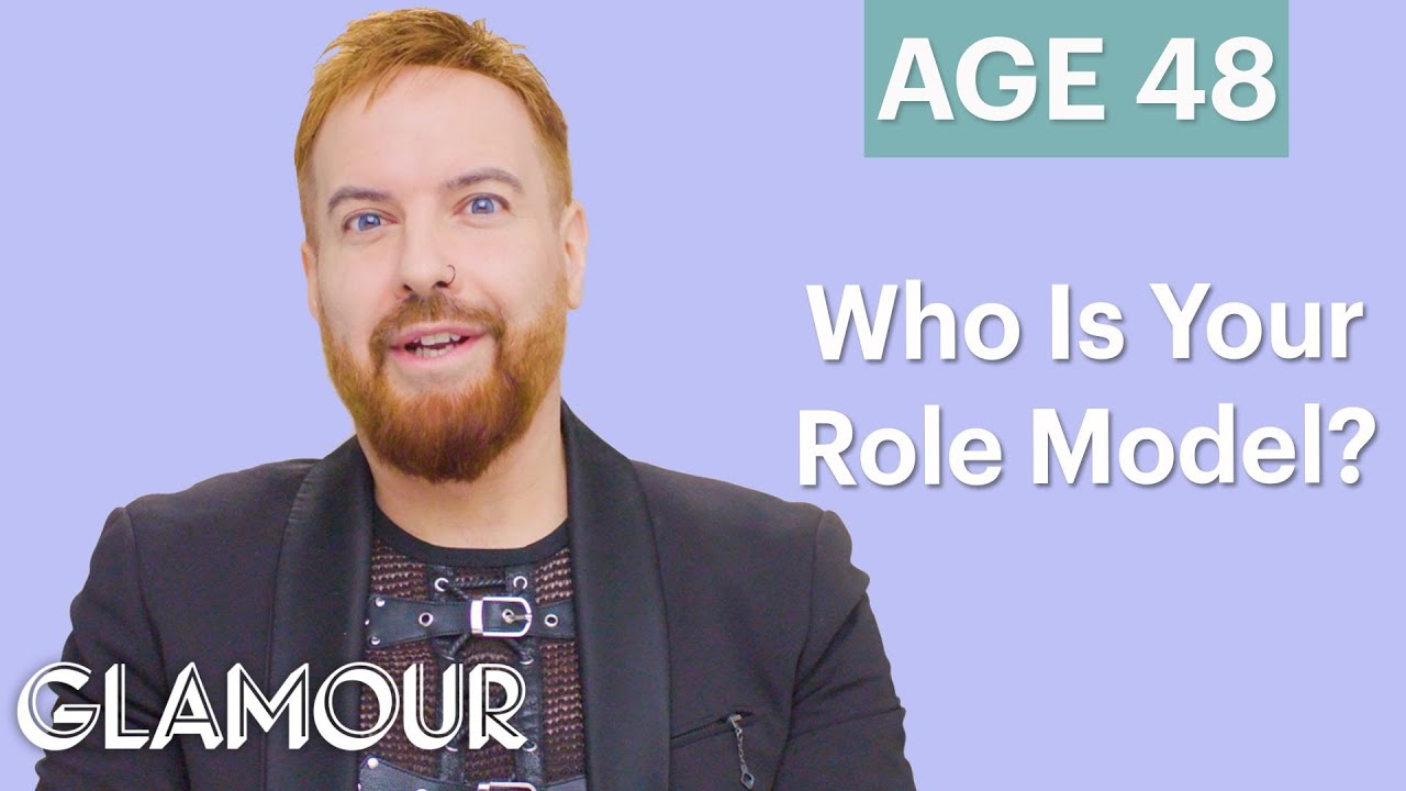 70 Men Ages 5-75: Who is Your Role Model? | Glamour