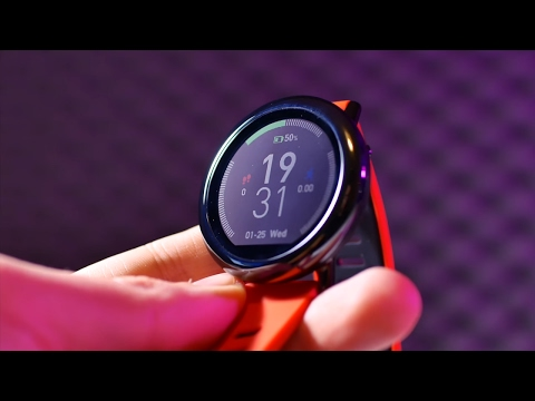 Amazfit Pace GPS Smartwatch Review!