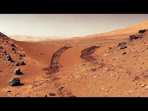 Марсоход НЕ обнаружил признаков жизни на Марсе. А что обнаружил?