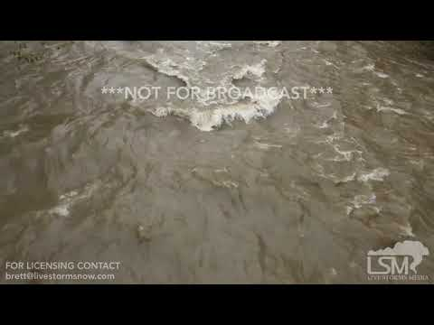 11-01-2018 Granite Falls, Washington - River Flooding and Land Erosion Threatening Homes