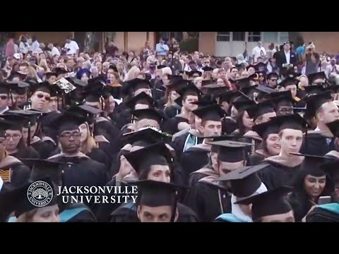 Jacksonville University Class of 2018 Master & Doctorate Commencement Ceremony