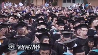 Video Jacksonville University Class of 2018 Master & Doctorate Commencement Ceremony download MP3, 3GP, MP4, WEBM, AVI, FLV Juli 2018