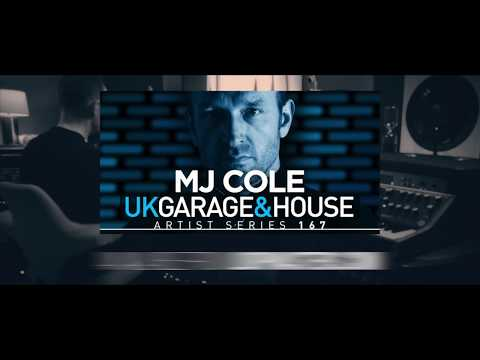 MJ Cole UK Garage & House - UK Garage Samples - Loopmasters Artist Series