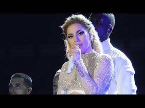 "Lady Gaga ""The Cure"" Live @ Joanne World Tour: San Francisco 8/13/17"