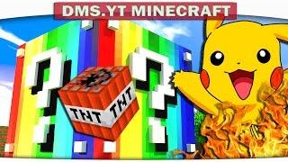 ч.18 Ночной КОШМАР!!!! - Minecraft Lucky HG
