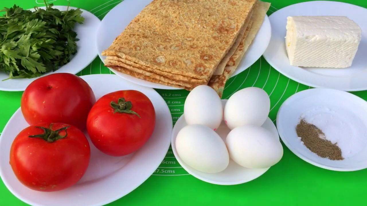 Արագ նախաճաշ. Вкусный и быстрый завтрак. Arag patrastvox naxachash - YouTube