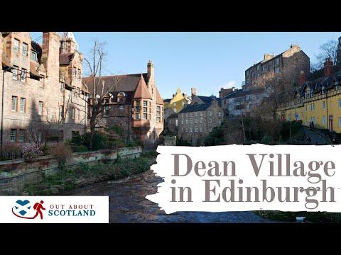 A Guide to Visiting Dean Village in Edinburgh