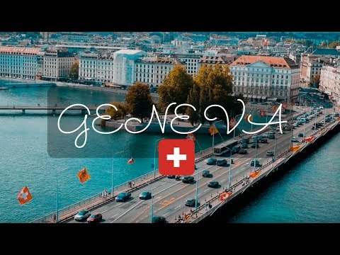 Geneva in 4 minutes - Travel video Switzerland