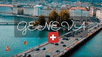 Geneva in 4 minutes - Travel video Switzerland