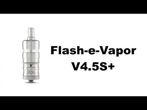 Flash-e-Vapor V4.5S+