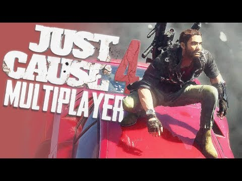 JUST CAUSE 4 MULTIPLAYER ON CONSOLE & PC!?