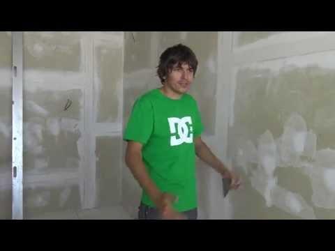 Как клеить обои на краску Строительный портал