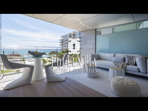 Luxury apartments for sale on Palma´s front line Portitxol  - Mallorca | Pollentia Properties