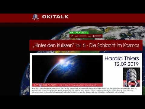 Harald Thiers: Hinter den Kulissen Teil 5 (12.09.2019) Das Ende der Jahrtausende - Versklavung