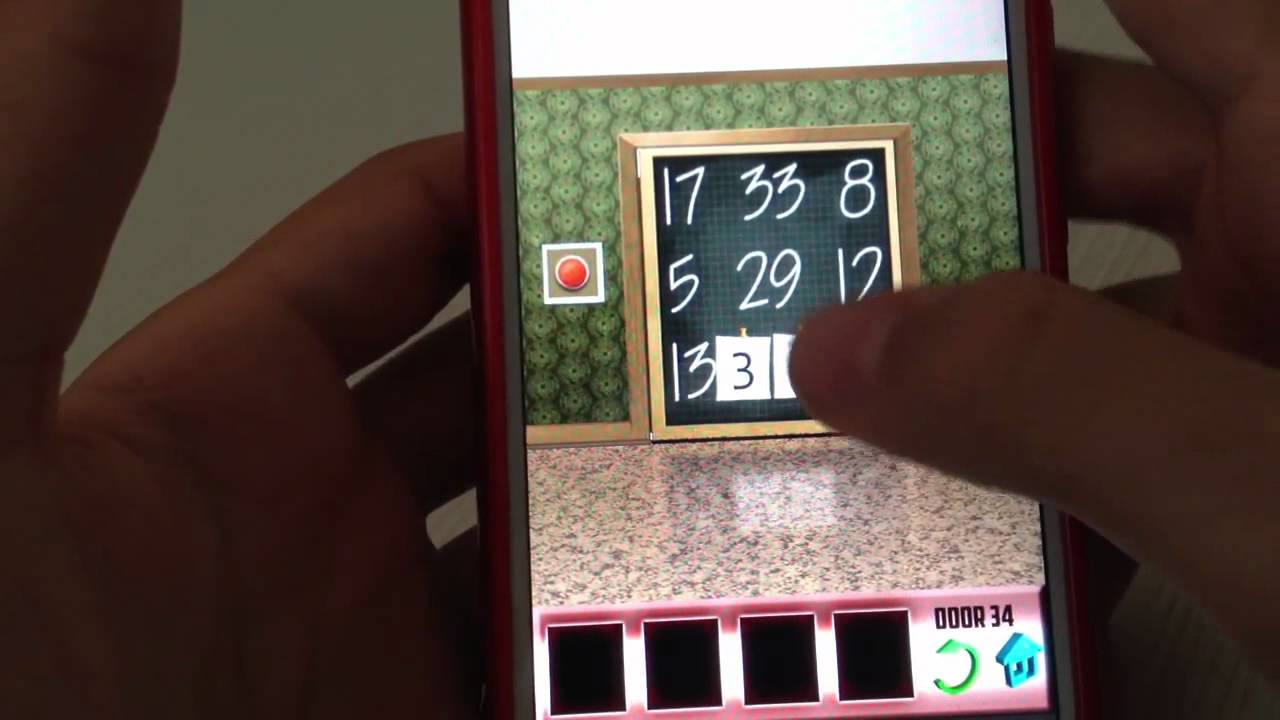 Beau 100 Doors Android || Level 34 || Nivel 34 || Door 34