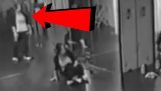 Ghost Scares Woman After Appearing In Mirror