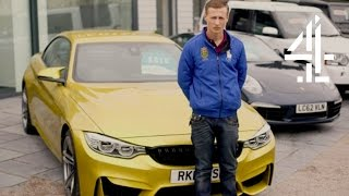 SHORTS: Rich Kids Go Shopping | Gypsy with a Golden Car | Channel 4