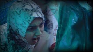 حلقة كاملة/مجموعة من الجن تدخل في جسد بنت وتتحول الى كائن غريب #علي_عذاب