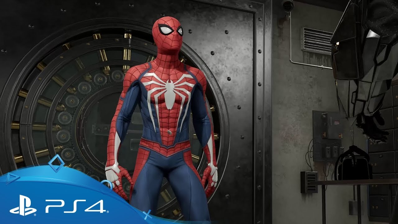 Marvel's Spider-Man   E3 2018 Show Floor Gameplay   PS4